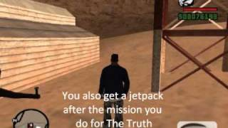 getlinkyoutube.com-What you get after completing GTA San Andreas