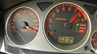 getlinkyoutube.com-600HP Lancer EVO IX Launch Control 0-270km/h