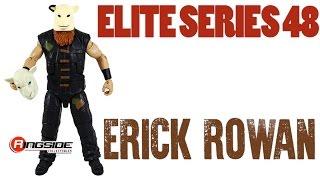 getlinkyoutube.com-WWE FIGURE INSIDER: Erick Rowan  - WWE Elite Series 48 WWE Toy Wrestling Action Figure