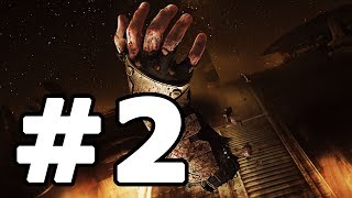 Dead Space Walkthrough Part 2 - No Commentary Playthrough (Xbox 360/PS3/PC)