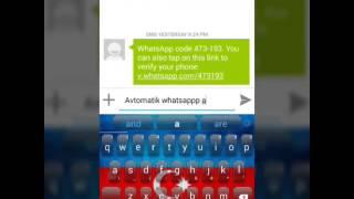getlinkyoutube.com-Whatsapp saxta nomre(Anlatim)
