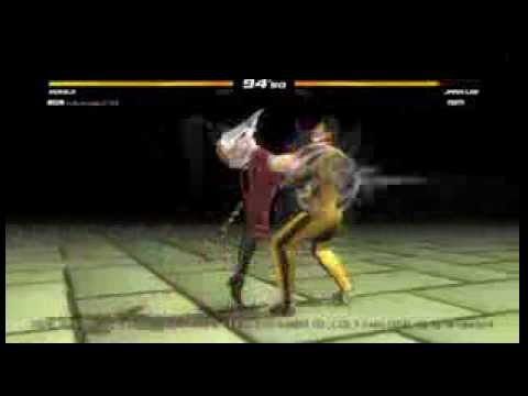 DOA5U MOMIJI(Hollowichigo2194) vs JANN LEE(Deadly-MR-KOMBAT)
