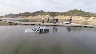 getlinkyoutube.com-Lake Nacimiento sunken truck
