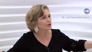 """getlinkyoutube.com-""""O PT ME TRAIU"""" disse atriz Irene Ravache em entrevista no Roda Viva"""