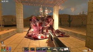 getlinkyoutube.com-7 Days To Die Alpha 12 - Meat Factory - Part 19