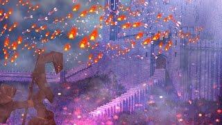 getlinkyoutube.com-Minecraft | Good vs Evil - HELMS DEEEP: The Last Stand! (Mordor vs Rohan)