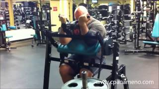 Super Sets - Biceps & Triceps 070613