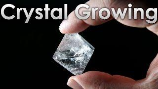 getlinkyoutube.com-Grow Transparent Single Crystals of Alum salt at Home!