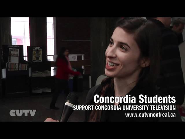 Vox Pop How would CUTV on cable help students with their fight against tuition hikes