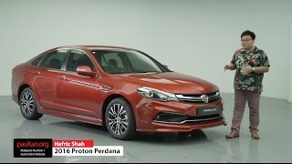 getlinkyoutube.com-2016 Proton Perdana Walk-Around Tour - paultan.org