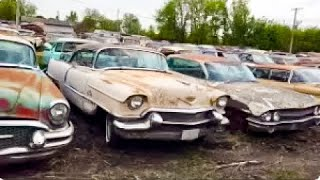 getlinkyoutube.com-200 classic car collection liquidation