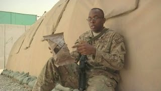 getlinkyoutube.com-Meal, Ready-to-Eat (MRE) Keeping Soldiers Fueled
