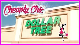 Dollar Tree Haul!  New products and .50 cent Easter Washi!