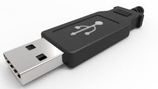 getlinkyoutube.com-Complete 3D modelling of USB plug in AutoCAD