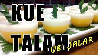getlinkyoutube.com-Resep Kue Talam - Cara Membuat Kue Talam Ubi Jalar