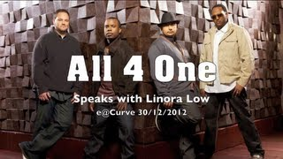 All 4 One Interview