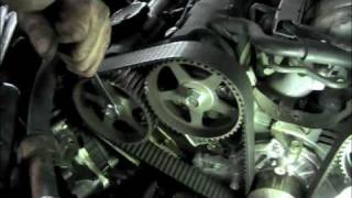 getlinkyoutube.com-Mitsubishi Timing belt Part 1