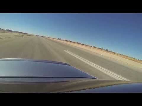 BF XR6 Turbo vs Monaro - Standing Start - Racewars 2014