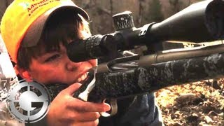 getlinkyoutube.com-12-Year-Old Wallops Bull Elk at 1376 YARDS! - Long Range Hunting