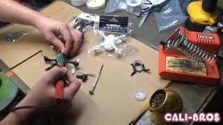 getlinkyoutube.com-Motor Mod for Hubsan DIY - Cali-Bros.com
