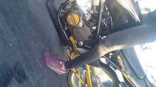 getlinkyoutube.com-Sprint test di melaka...BMC Motor Sports rider fazli
