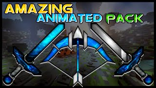 getlinkyoutube.com-★ Amazing Minecraft Animated PVP TexturePack ★