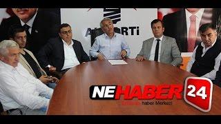 Erzincan AK Parti İl Teşkilatından Seçim Değerlendirmesi