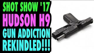 getlinkyoutube.com-Gun Addiction Rekindled! Hudson H9 Pistol (SHOT Preview)