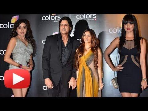 Television Celebs At Colors Awards And After Party - RED CARPET