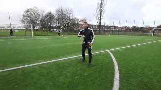 getlinkyoutube.com-Steven Gerrard And F2 Freestylers Amazing Goals
