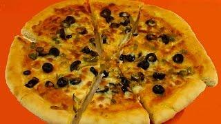 getlinkyoutube.com-بيتزا رائعة و سهلة بمكونات بسيطة