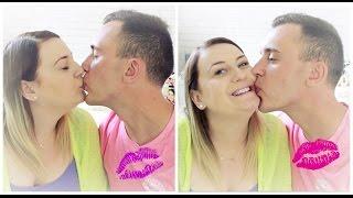 getlinkyoutube.com-THE KISSING CHALLENGE