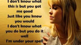 getlinkyoutube.com-Duffy - Mercy (Lyrics)