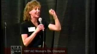 Lori Kiko, CES, 1997 International Auctioneer Champion