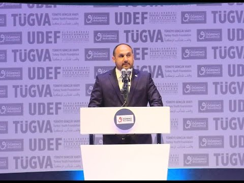 Genel Başkanımız Mehmet Ali Bolat'ın 9. UÖB finalindeki konuşması
