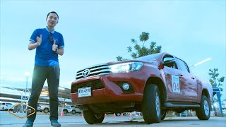 getlinkyoutube.com-ทดลองขับ Toyota Hilux REVO Double Cab 4x4 2.8G iMT 6 Speed [HD]