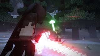 getlinkyoutube.com-Minecraft Star Wars - Into a Dark Dawn [Minecraft Animation]
