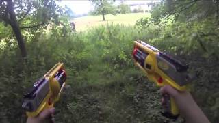 getlinkyoutube.com-Nerf War: First Person Shooter