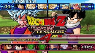 getlinkyoutube.com-Full Roster Dragon Ball Z Budokai Tenkaichi 4