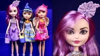 getlinkyoutube.com-New Ever After High Dolls Collection 2016 3 Birthday Ball Wave 2 Doll Unpacking Unboxing Review