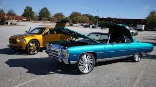 WhipAddict: Atlanta Fall Fest 2K16: Custom Cars, Custom Paint, Big Rims
