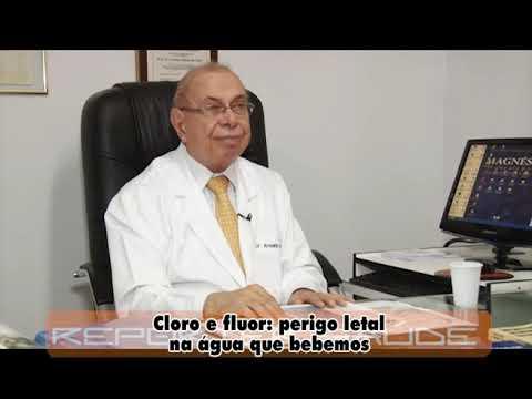 Dr. Arnoldo Veloso fala sobre magnésio - longevidade e muito mais
