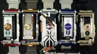 getlinkyoutube.com-仮面ライダー 555ファイズ 変身ベルト DXファイズドライバー カイザドライバー デルタドライバー サイガドライバー オーガドライバー Kamen Rider 555 DX Driver