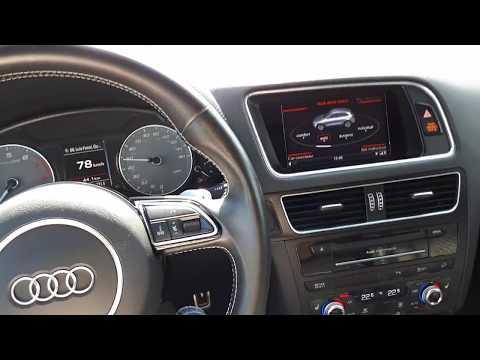 Audi SQ5 3.0 TFSI Supercharged from USA Часть 2.