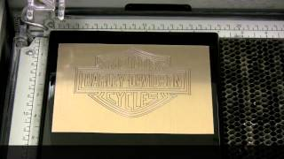 getlinkyoutube.com-Using Laser Foil with your Laser