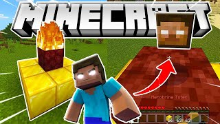 getlinkyoutube.com-Minecraft PE 0.14.0 Build 4  Envocando o Herobrine