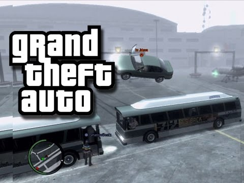 GTA Funny Moments and Stuff 3 (I Can't Wait for GTA 5)