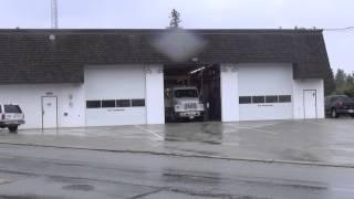 getlinkyoutube.com-Gibsons Fire Engine 1, Engine 3 & Rescue 1 Responding