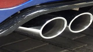 getlinkyoutube.com-Golf 7R R600 : Exhaust soundtest (part 3)