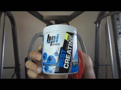 CREATINE LOADING FOR 2 WEEKS CHALLENGE RESULTS